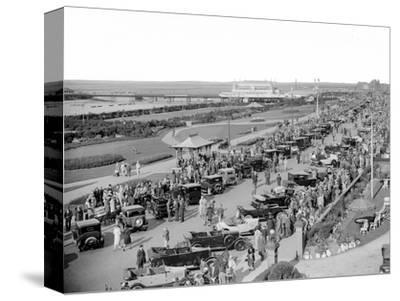 Southport Rally, 1928-Bill Brunell-Stretched Canvas Print