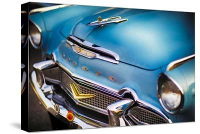 Ready for a Saturday Mnight Cruise in My Desoto-George Oze-Stretched Canvas Print