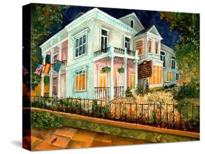 The Elms Mansion in New Orleans-Diane Millsap-Stretched Canvas Print