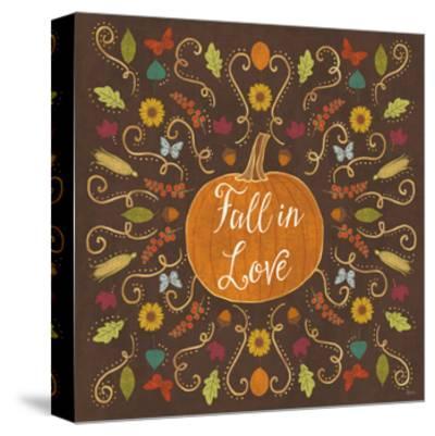 Autumn Otomi VI-Veronique Charron-Stretched Canvas Print