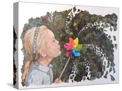 Spin-Kirstie Adamson-Stretched Canvas Print