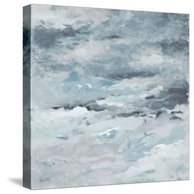 Sea Meets Storm II-Lanie Loreth-Stretched Canvas Print
