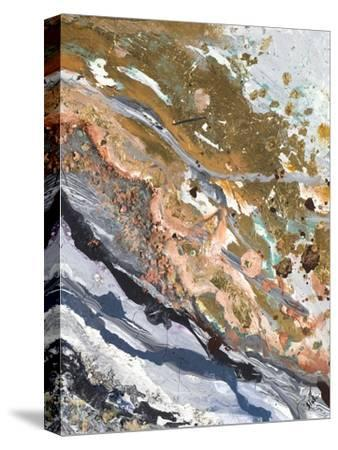 Turbulence Rectangle II-Patricia Pinto-Stretched Canvas Print