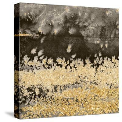 Gold Winds Square I-Lanie Loreth-Stretched Canvas Print