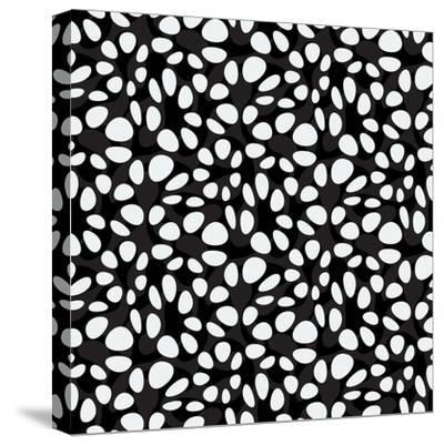 Patterns;2017-Alex Caminker-Stretched Canvas Print