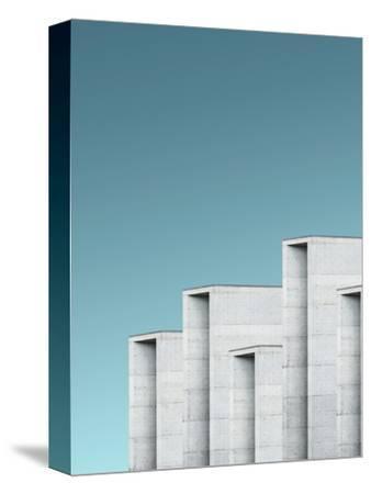 Architecture 2-Design Fabrikken-Stretched Canvas Print