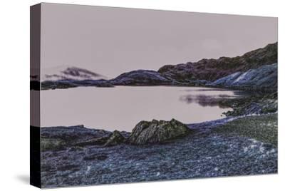 Snowdonia, 1980-Sylver Bernat-Stretched Canvas Print