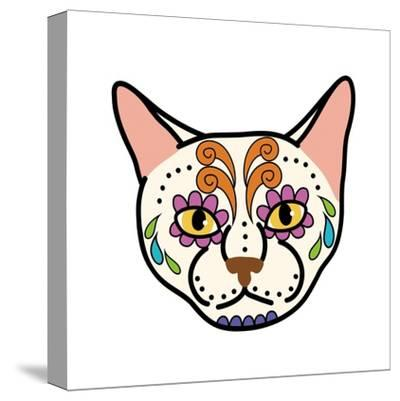 Sugar Kitty 2-Marcus Prime-Stretched Canvas Print