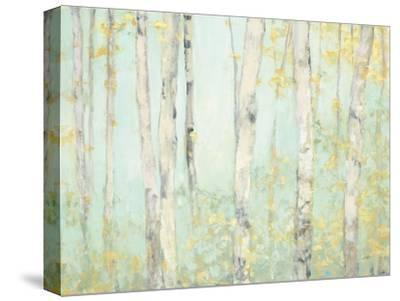 Spring Birches-Julia Purinton-Stretched Canvas Print