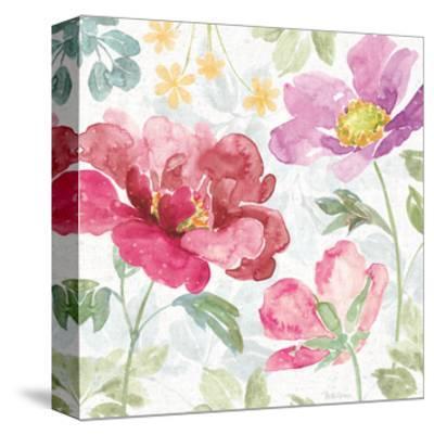 Springtime Bloom II-Beth Grove-Stretched Canvas Print