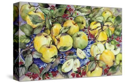 Just Picked-Kathleen Parr McKenna-Stretched Canvas Print