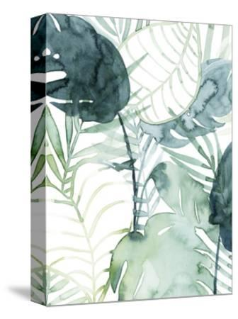 Palm Pieces II-Grace Popp-Stretched Canvas Print