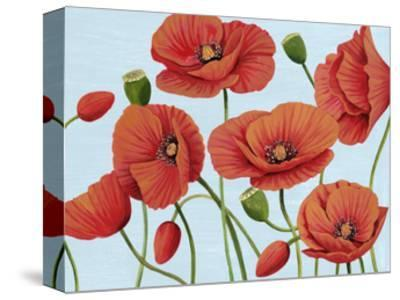 Poppy Topple III-Grace Popp-Stretched Canvas Print