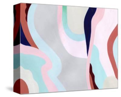 Pastel Highlands VI-Grace Popp-Stretched Canvas Print