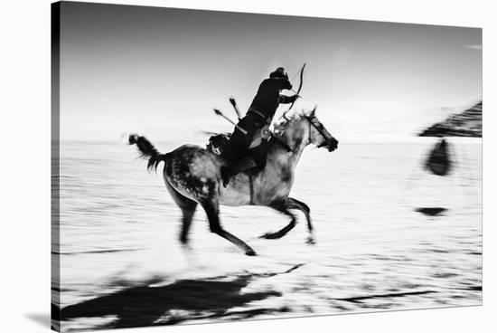 Untitled-Murat Yilmaz-Stretched Canvas Print
