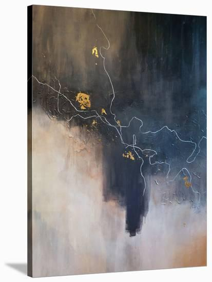 Unto Ashes-Christine Olmstead-Stretched Canvas Print