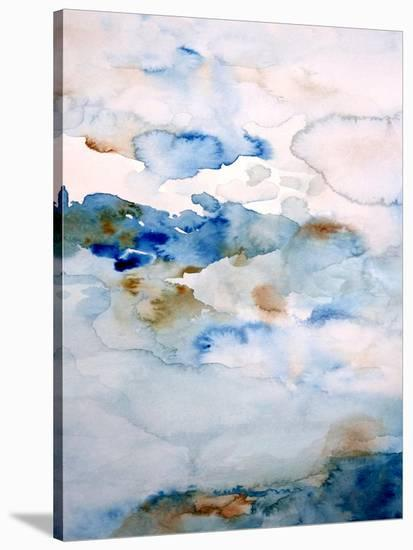 Up in the Clouds II-Hope Bainbridge-Stretched Canvas Print