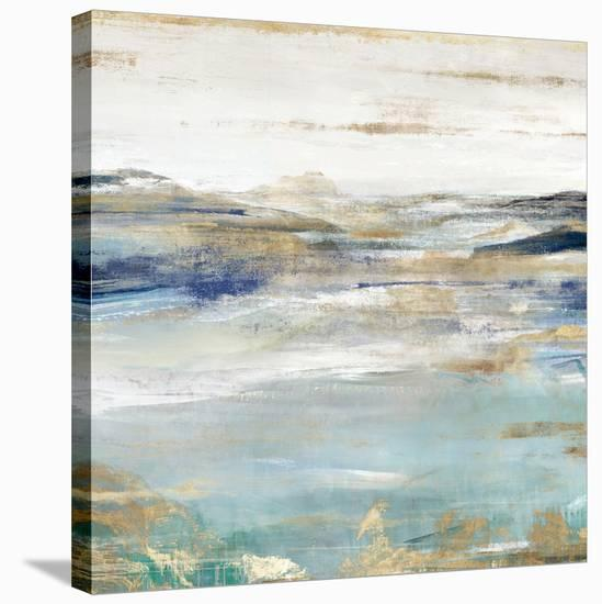 Upon a Clear I-PI Creative Art-Stretched Canvas Print