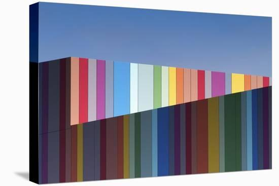 Urban Candy-Gregory Evans-Stretched Canvas Print