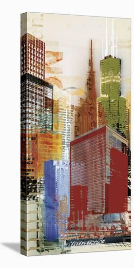 Urban Style I-Noah Li-Leger-Stretched Canvas Print