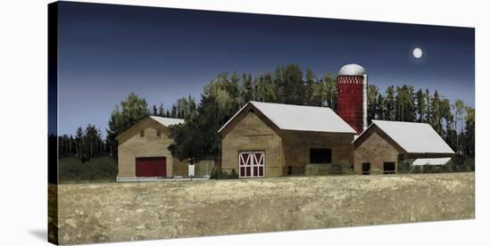 Valley County-Mark Chandon-Stretched Canvas Print