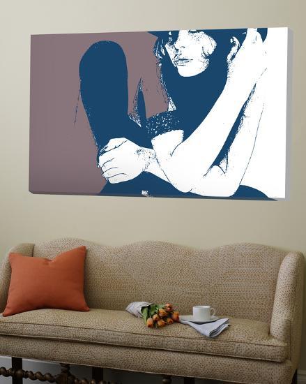 Vera Blue-NaxArt-Loft Art