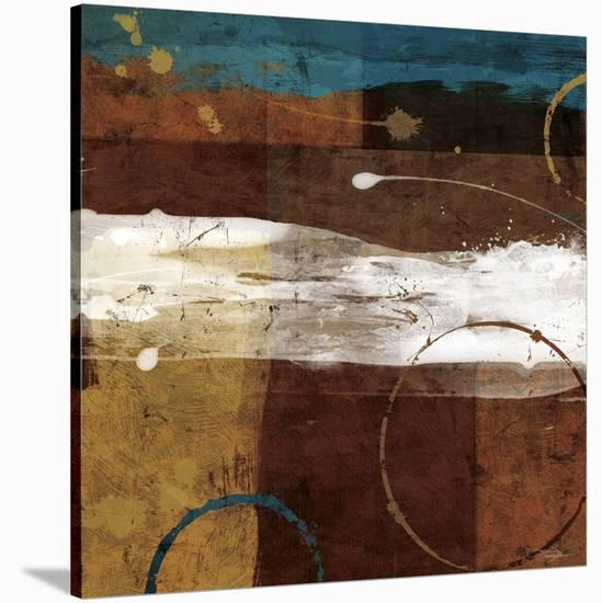 Veritas-Keith Mallett-Stretched Canvas Print
