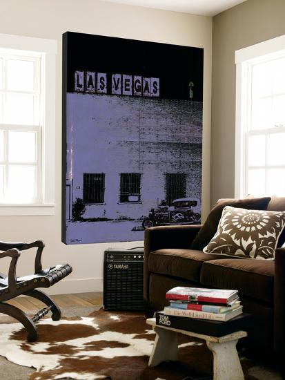 Vice City (Las Vegas, Purple)-Pascal Normand-Loft Art
