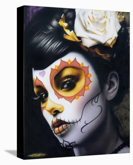 Victoria-Daniel Esparza-Stretched Canvas Print