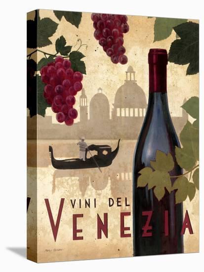 Vine Del Vinezia-Marco Fabiano-Stretched Canvas Print