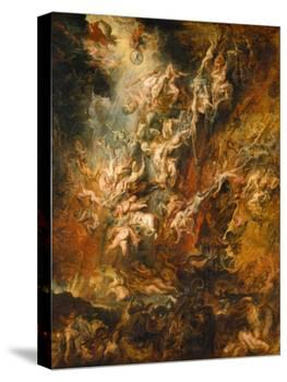 War in Heaven-Peter Paul Rubens-Premier Image Canvas