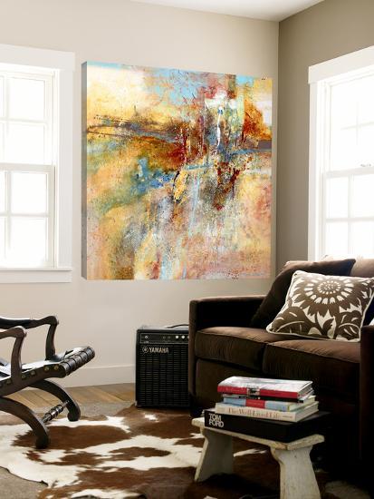 Warm It Up-Carole Malcolm-Loft Art
