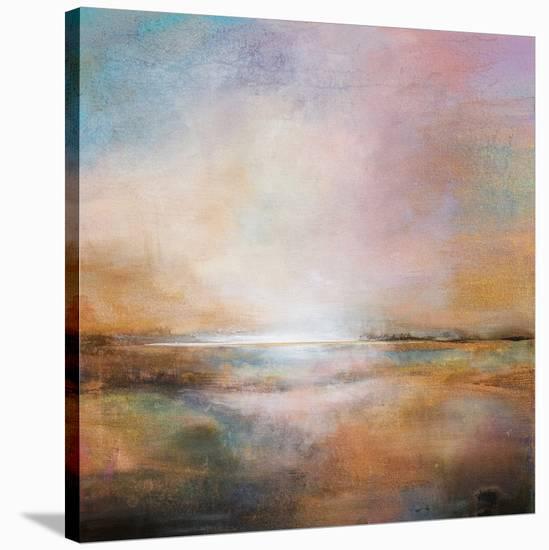Warm Surrender-Karen Hale-Stretched Canvas Print