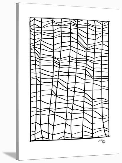 Web-Ashlee Rae-Stretched Canvas Print