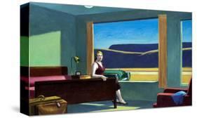 Western Motel-Edward Hopper-Premier Image Canvas
