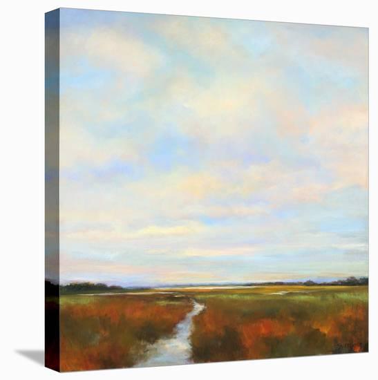 Wetlands I-Jan E. Moffatt-Stretched Canvas Print