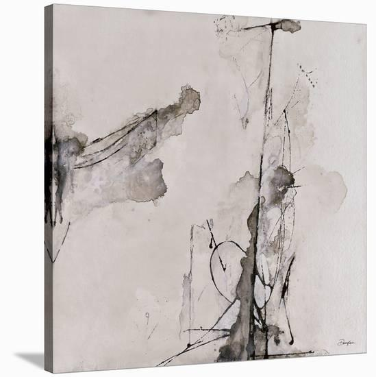 Whispers III--Stretched Canvas Print