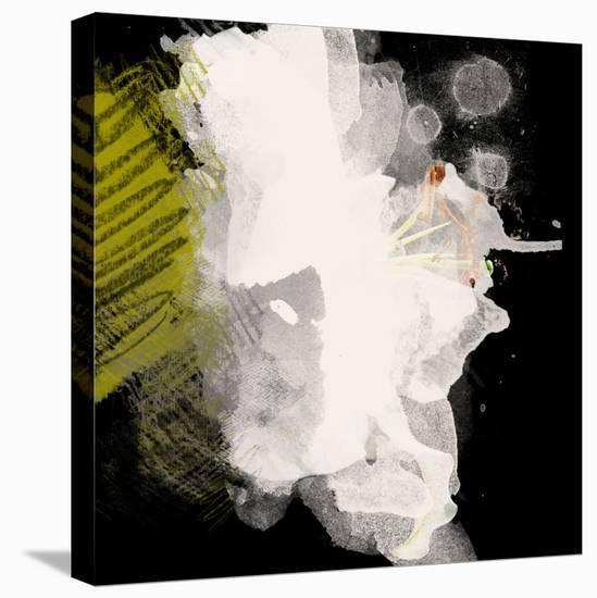 White and Black-Irena Orlov-Stretched Canvas Print