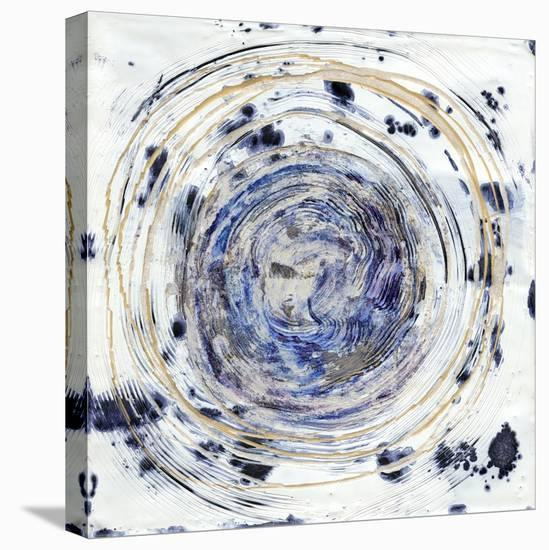Whorl I-Alicia Ludwig-Stretched Canvas Print