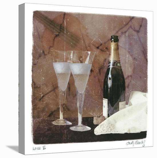 Wine VI-Judy Mandolf-Stretched Canvas Print