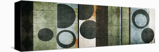 Woven-Noah Li-Leger-Stretched Canvas Print