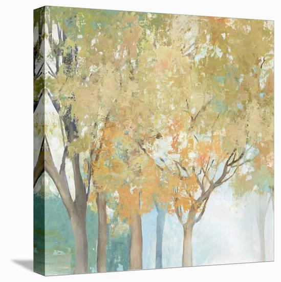 Yearning For II-PI Creative Art-Stretched Canvas Print
