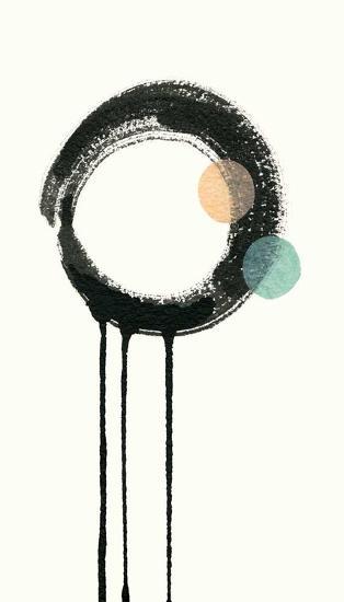 Zen Circles B-Natasha Marie-Loft Art