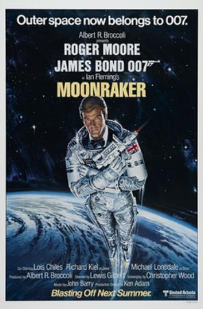 007, James Bond: Moonraker, 1979 (Moonraker)