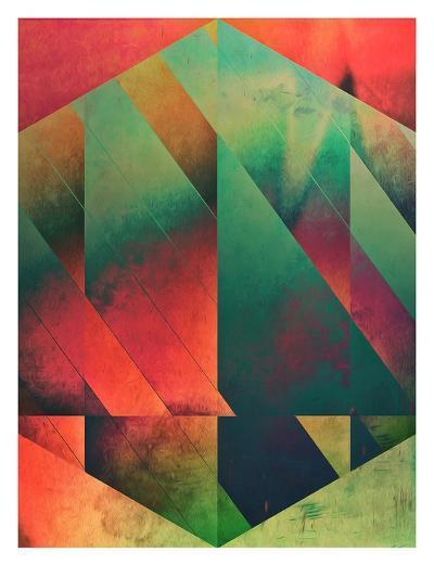 1 Hyx-Spires-Art Print