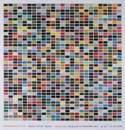 1025 Colors (1025 Farben)-Gerhard Richter-Collectable Print