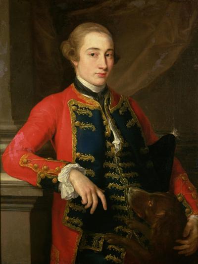 10th Earl of Pembroke (1734-94)-Pompeo Girolamo Batoni-Giclee Print