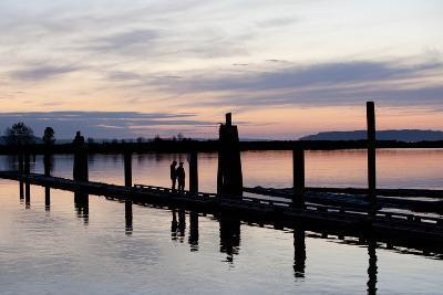 10th Street Marina Park, Port of Everett, Washington, USA-John & Lisa Merrill-Photographic Print
