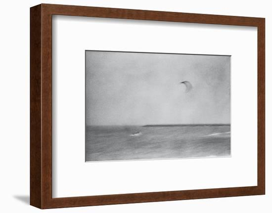 110An Evening at the Beach-Jacob Berghoef-Framed Photographic Print