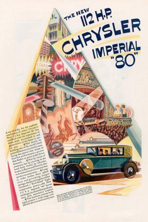 112 Hp Chrysler Imperial
